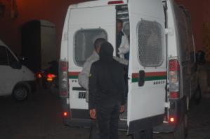 فرار متهم بتجارة المخدرات من مقر الدائرة الأمنية الثامنة نهارا
