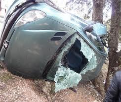 مصرع 3 ثلاثة اشخاص جراء حادثة سير بشيشاوة