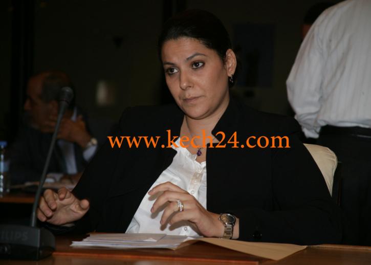 حصري : حميد شباط بمراكش بدعم من فاطمة الزهراء المنصوري