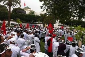 أطباء المراكز الإستشفائية الجامعية يتوعدون وزارة الوردي بخريف ساخن