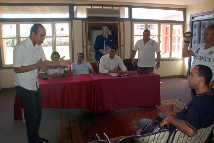 عاجل: إجتماع طارئ للمكتب المديري للكوكب المراكشي والمطالبة بعقد إجتماع إسثتنائي