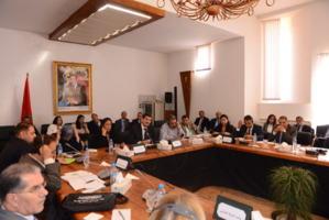 وفد عن البنك الدولي يزور عددا من المشاريع المنجزة في إطار المبادرة الوطنية للتنمية البشرية بمراكش