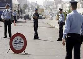 مراقبة صارمة على الحافلات عند مداخل مراكش