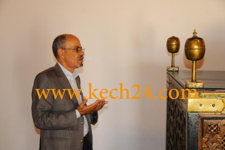 احمد ولد سويلم سفير المغرب بإسبانيا يتبرك بسبعة رجال