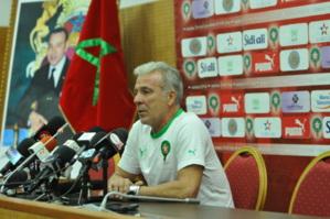 غريتس يغادر المنتخب المغربي بصفة رسمية