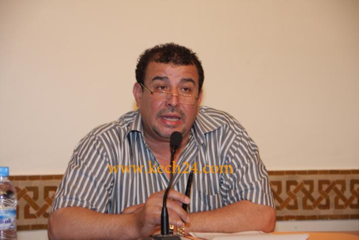 نجيب أيت عبدالمالك يخلق المفاجأة ويفوز بمقعد النائب الأول لرئيس جهة مراكش