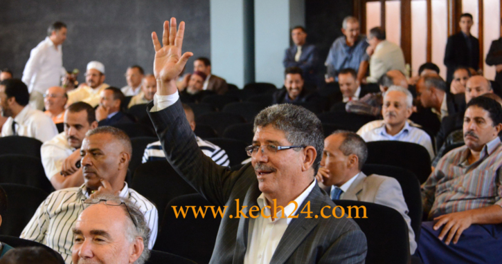 فريق عمل احمد التويزي بجهة مراكش