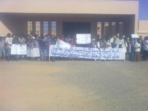 تلاميذ سيدي الزوين يستنجدون بالوفا ونائب الوزارة يغلق باب الحوار في وجههم