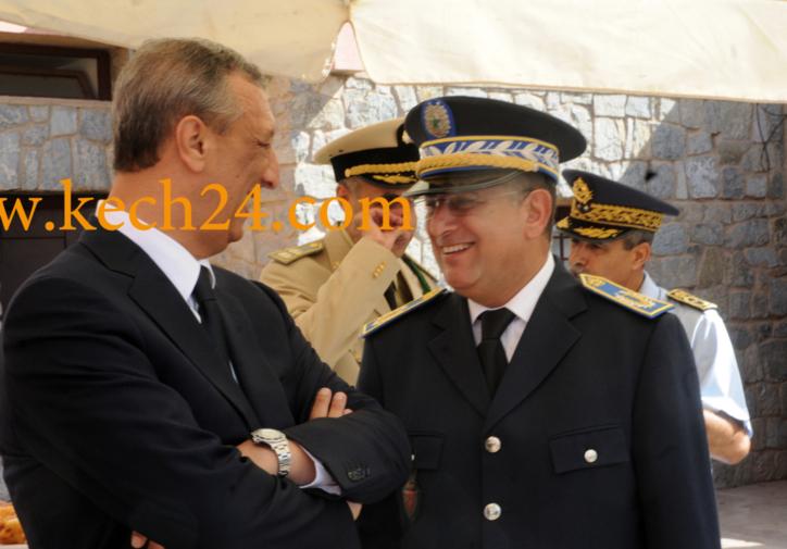 إعفاء المراقب العام للأمن الوطني بقلعة السراغنة من مهامه