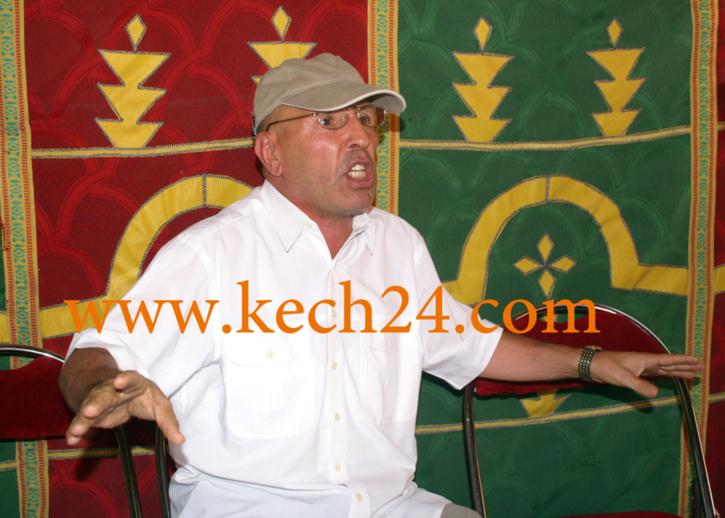 احماد رشدي الذي حاول الانتحار امام الإقامة الملكية يستنفر امن مراكش، بالتزامن مع الزيارة الملكية