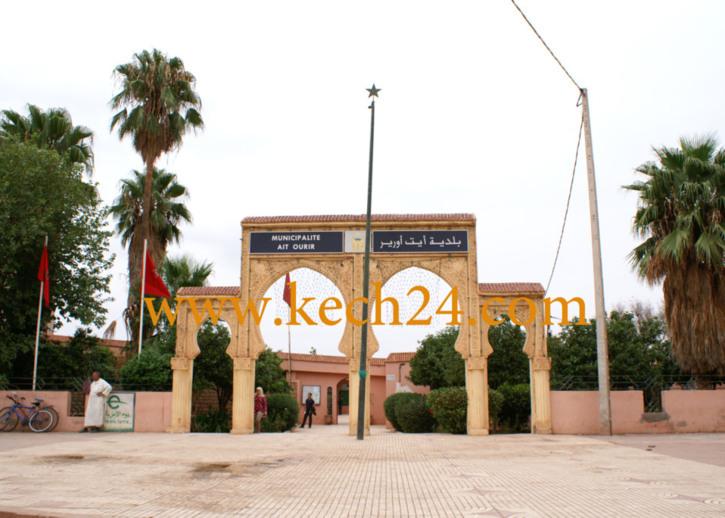 ابن عم احمد التويزي رئيساً لبلدية ايت اورير