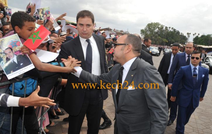 الزيارة الملكية لمراكش تشد أنفاس المسؤولين بالمدينة