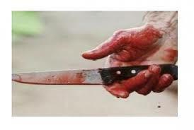 زوج يطعن زوجته بسكين داخل سيارة الاجرة الصغيرة بمراكش