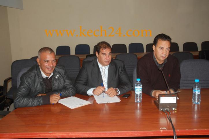 استقالات بالجملة بمقاطعة المدينة ، وانتخاب محمد باقا رئيسا لمقاطعة جامع الفنا