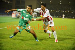الكوكب المراكشي ينفصل عن اللاعب مصطفى الحداد.