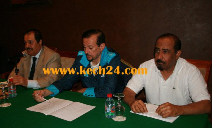 جامعة كرة الطاولة تعقد ندوة صحفية بمراكش استعدادا لتنظيم البطولة العربية للاندية البطلة