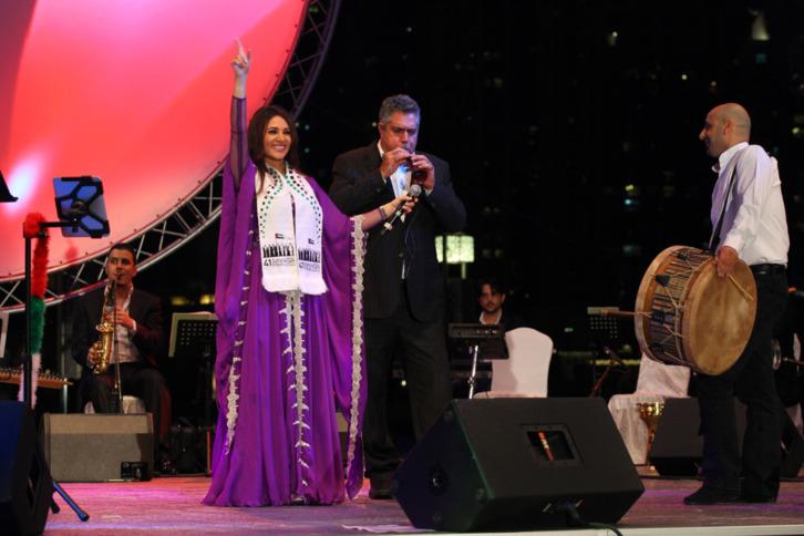 ديانا حداد تحقق نجاحا كبيرا في المغرب باغنيتها الجديدة