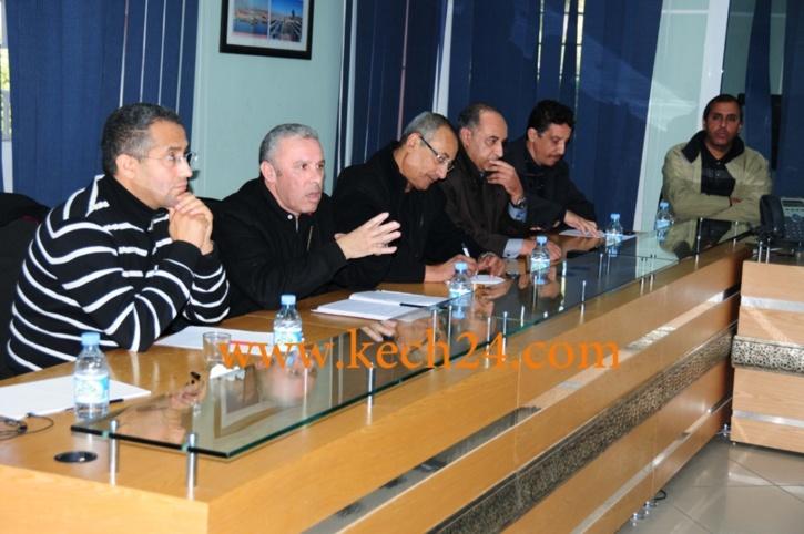 اجتماع راديما بفعاليات المجتمع المدني بسيدي يوسف بن علي هل يكفي لامتصاص غضب الشارع المراكشي ؟