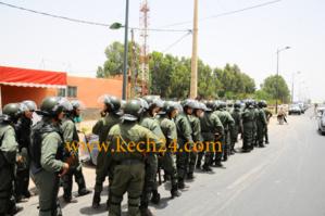 عاجل : اندلاع المواجهات بسيدي يوسف بن علي بين المحتجين ضد راديما والقوات العمومية