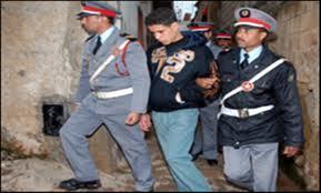 الدرك الملكي بشيشاوة يوقف عصابة إجرامية نفذت مجموعة من السرقات