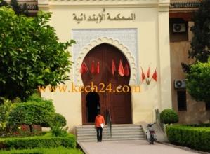 عاجل: ثلاثة أشهر سجنا نافدا في حق المعتدين على شرطي المرور بحي المسيرة