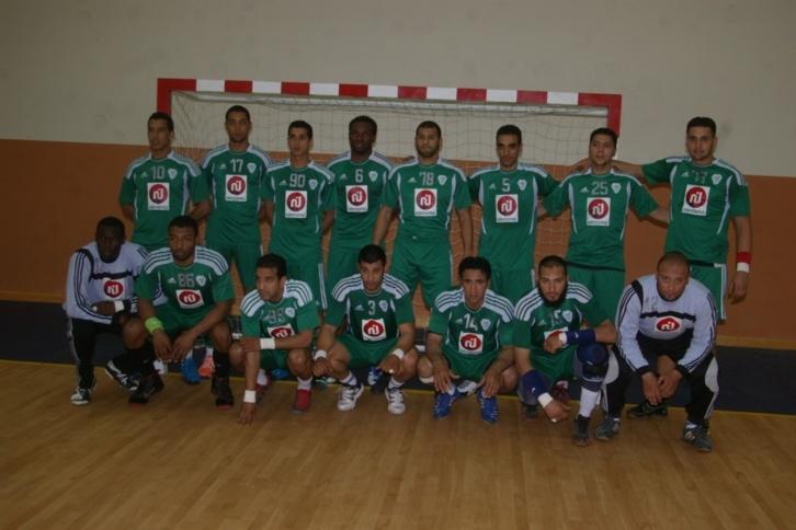 مولدية مراكش لكرة اليد تفتتح الدوري الممتاز الوطني مع حسنية اكادير