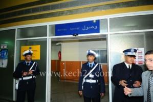 إيقاف مغربية بحوزتها أزيد من 70 ألف أورو كانت تعتزم تهريبها إلى الخارج بمطار مراكش لمنارة