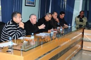 دورة استثنائية للمجلس الاداري للراديما على إيقاع البكاء وغياب رئيسة المجلس الجماعي