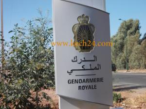 درك سيدي عبد الله غياث يلقي القبض على عصابة متخصصة في سرقة الطاكسيات وفي ظرف قياسي