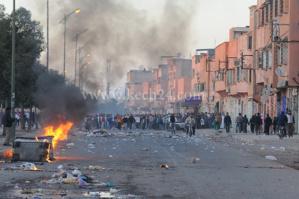 بعد ادانتهم ابتدائيا معتقلو احداث سيدي يوسف بن علي يخوضون إضرابا عن الطعام