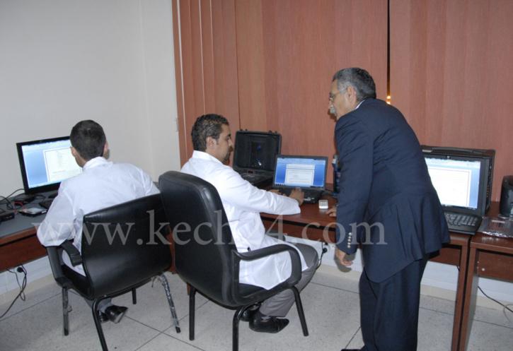كش24 تكشف جانبا من التحقيق مع محمد امين صاحب صفحة سكوب مراكش