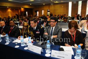 حضور الباكوري للملتقى الدولي للأمن بمراكش يثير عدة تساؤلات ؟؟