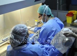 نجاح أول عملية زرع الكلي بالمنظار بمستشفى ابن طفيل بمراكش