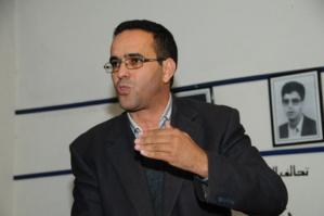 الهيئة الوطنية لحماية المال العام تراسل وزير العدل والحريات بخصوص المضايقات التي يتعرض لها محمد الغلوسي