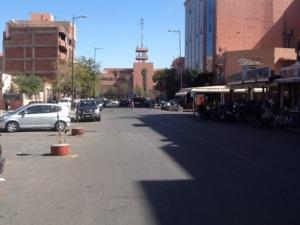 ولاية امن مراكش تشن حملة واسعة ضد التجاوزات المرورية في شوارع مراكش