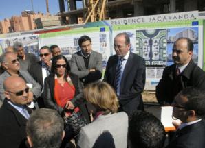 ولاية مراكش بصدد التحضير لمشروع يقضي بتحويل مدينة تامنصورت الى بلدية مستقلة عن الجماعة القروية