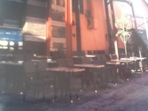 جمعية تجار ومهنيي شارع لبرانس تراسل وزير الداخلية بخصوص احتلال الملك العمومي من طرف صاحب مقهى معروف بمراكش