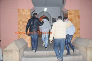 عصابة متخصصة في سرقة السيارات تستنفر امن مراكش