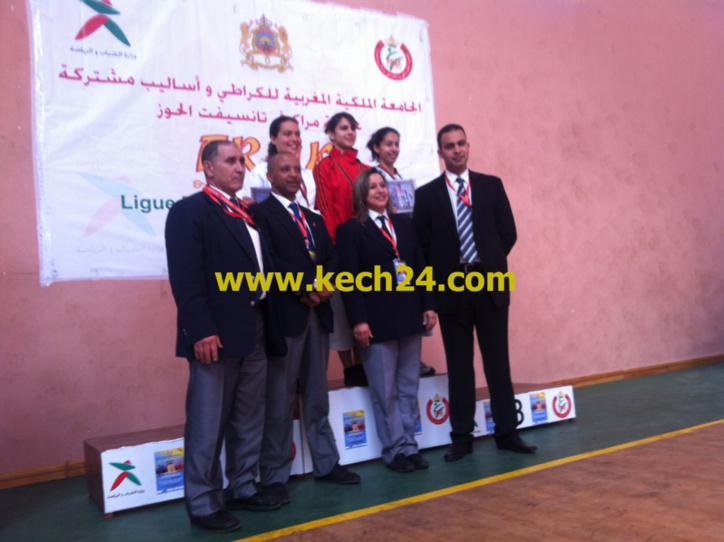 الكنتاوي: ملتقى مراكش الدولي للكراطي ناجح بكل المقاييس والفريق الوطني مستعد للمنافسات العالمية