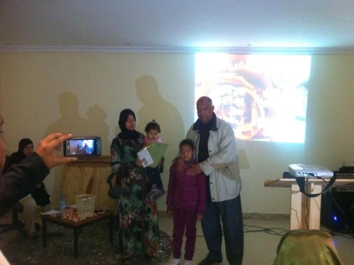 الشبيبة الحركية فرع جليز مراكش يحتفي باليوم العالمي للمرأة