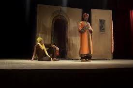 افتتاح فعاليات الدورة الثالثة لمهرجان المسرح بمراكش (دورة الفنان أحمد الشحيمة)