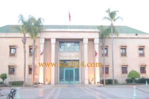 المجلس الجماعي لمراكش يصادق بالأغلبية على الحساب الإداري للسنة المالية 2012، في غياب المنصوري