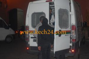 خاص : اعتقال طالب بجامعة القاضي عياض حاول الانتحار بواسطة اضرام النار في جسده