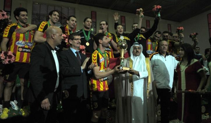 الترجي التونسي بطلا للدورة 10 للبطولة العربية لكرة اليد و