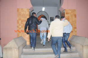 عاجل : اعتقال 15 شخصا وحجز نرجيلات خلال مداهمة إحدى المقاهي بحي جيليز بمراكش