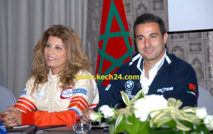 حصري : تفاصيل الندوة الصحفية : للبطل المغربي :