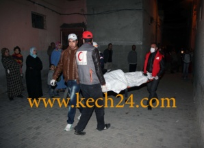 انتحار ستيني عن طريق شنق نفسه بحي قبور الشو بمراكش