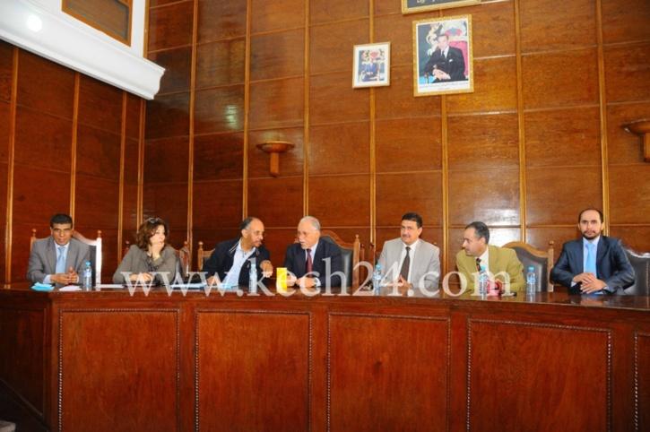 محمد موماح الرئيس الجديد للمجلس الجهوي للموثقين بجهة مراكش تانسيفت الحوز