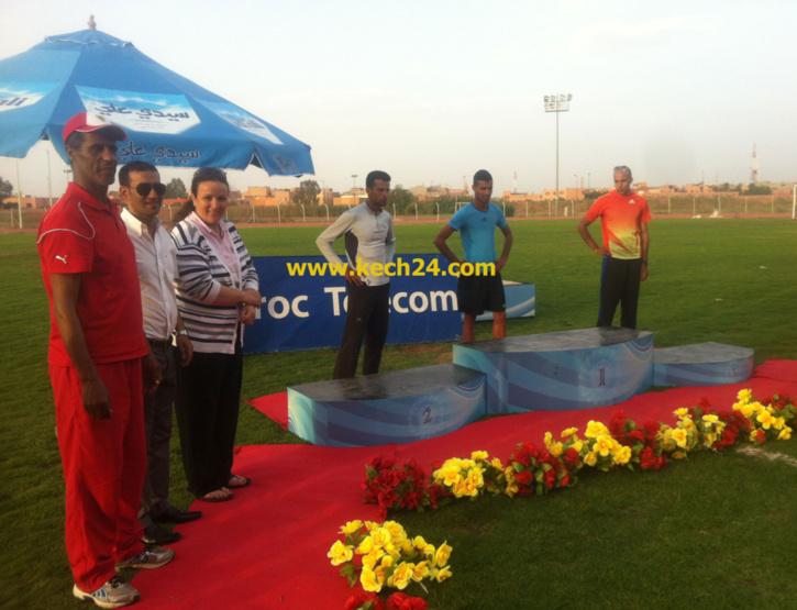 الملتقى الفدرالي الرابع لألعاب القوى بمراكش: تأهل:
