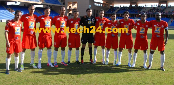 مبارة الكوكب المراكشي و الإتحاد البيضاوي رسميا في الرابعة زوالا بملعب مراكش الكبير